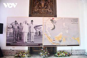 Triển lãm ảnh về 65 năm quan hệ ngoại giao Việt Nam-Indonesia