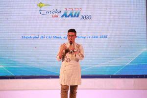 Nghiên cứu dòng chảy văn hóa dân gian trong Rap Việt giành giải Nhì Euréka