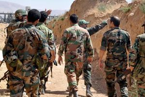 Chiến sự Syria: Quân tiếp viện SAA cùng vũ khí hạng nặng tiến vào miền Nam Idlib