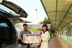 Toyota Việt Nam đồng hành cùng Mottainai - 'Trao Yêu thương, Nhận Hạnh phúc' Năm 2020