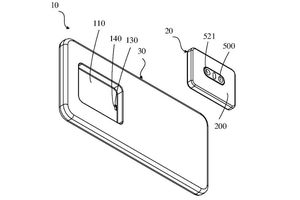 Oppo phát triển smartphone tháo rời camera
