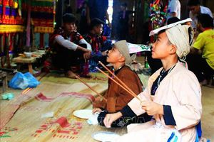 Điện Biên: Công bố di sản văn hóa phi vật thể quốc gia Lễ cấp sắc của đồng bào Dao