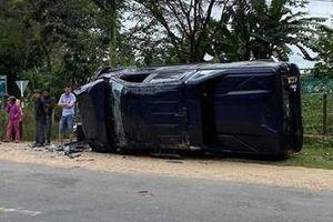 Hai vụ tai nạn giao thông liên tiếp làm 3 người thiệt mạng