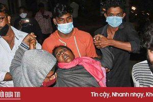 Căn bệnh bí ẩn khiến hàng trăm người Ấn Độ co giật hàng loạt
