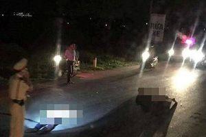 Trinh sát 'ém quân' cùng CSGT chặt đứt đường dây vận chuyển ma túy