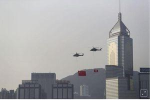 Reuters: Mỹ chuẩn bị trừng phạt thêm các quan chức Trung Quốc liên quan Hồng Kông