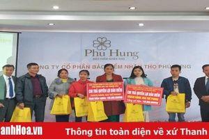 Phú Hưng Life chi trả hơn 200 triệu đồng quyền lợi bảo hiệm cho khách hàng tại Thanh Hóa