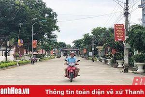 Đảng bộ xã Vĩnh Yên lãnh đạo phát triển kinh tế, xây dựng nông thôn mới