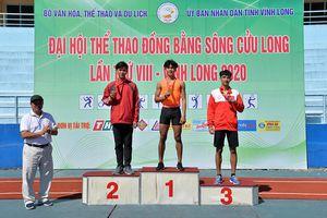 Đại hội Thể thao ĐBSCL lần VIII – Vĩnh Long năm 2020: Thể thao An Giang đoạt thêm 4 huy chương vàng