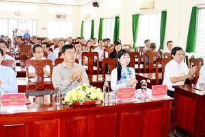 Khai giảng lớp cao cấp lý luận chính trị C21