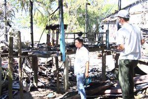 An Giang: Xác định nguyên nhân vụ cháy nhà khiến 1 người tử vong