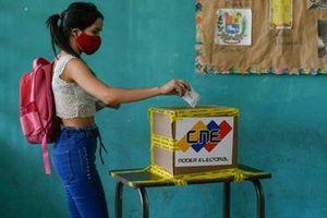 Venezuela tổng tuyển cử