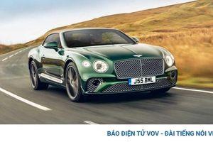 Bentley ra mắt vải tuýt bọc nội thất cho xe siêu sang