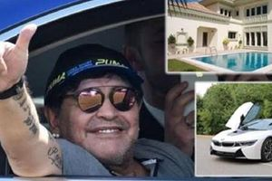 Gia đình Maradona dễ lâm vào cuộc chiến tài sản