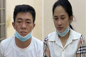 Bắt cặp vợ chồng hờ định trốn nã sang Campuchia