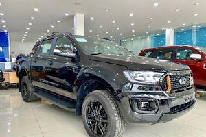 Ford Ranger Wildtrak 2021 đang được bán thấp hơn giá đề xuất