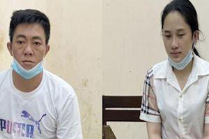 Bắt đôi tình nhân trên đường trốn sang Campuchia