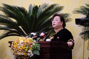 Chủ tịch HĐND TP Nguyễn Thị Bích Ngọc: Một số cấp, ngành làm chưa hết trách nhiệm trong quản lý khai thác cát, sỏi lòng sông