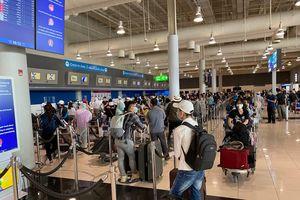 Đưa 350 công dân Việt Nam từ UAE và Ấn Độ về nước
