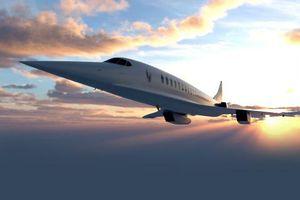 Công ty Boom Supersonic vận hành hoàn toàn trên nền tảng đám mây AWS