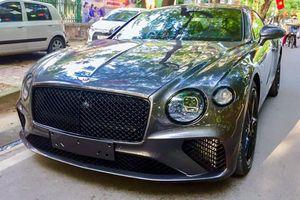 Bentley Continental GT V8 2020 tiền tỷ về tay đại gia Hải Phòng