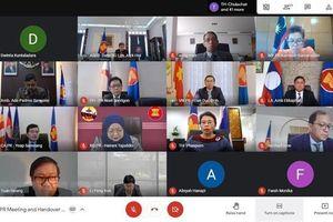 ASEAN 2020: Việt Nam chuyển giao chức Chủ tịch CPR cho Brunei