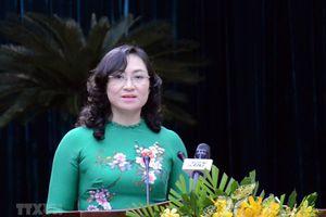 Bầu bổ sung hai Phó Chủ tịch Ủy ban nhân dân Thành phố Hồ Chí Minh