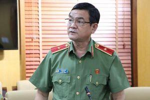 Giám đốc Công an TP HCM nói gì về vụ bắt 8 cán bộ công an phường Phú Thọ Hòa?