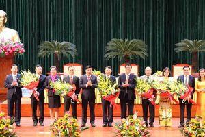 Bắc Giang có tân Chủ tịch HĐND tỉnh và Chủ tịch UBND tỉnh