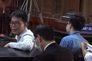 Đang xử cựu phó chánh án Nguyễn Hải Nam xâm phạm chỗ ở