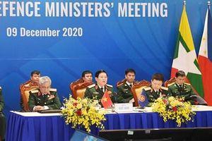 Quan hệ hợp tác quốc phòng ASEAN tiếp tục được duy trì, phát triển