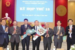 Khánh Hòa: Bầu bổ sung 2 Phó Chủ tịch UBND tỉnh