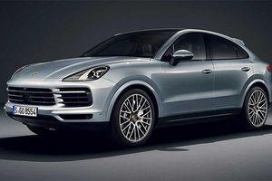 Bảng giá xe ô tô Porches mới nhất tháng 12/2020: Dòng xe Porsche Cayenne có giá từ 4,7 tỷ đồng
