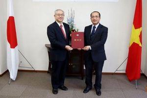 Tổng lãnh sự quán Việt Nam tại Osaka và Hội Hữu nghị Việt Nam-Nhật Bản khu vực Kansai ký Biên bản hợp tác hữu nghị