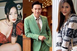 Trấn Thành, Chi Pu, Đông Nhi lọt top 100 sao châu Á ảnh hưởng nhất mạng xã hội