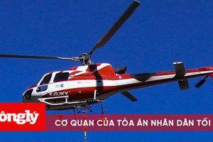Rơi trực thăng chở 6 người ở Pháp
