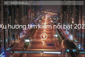 Google công bố xu hướng tìm kiếm nổi bật của người Việt Nam năm 2020