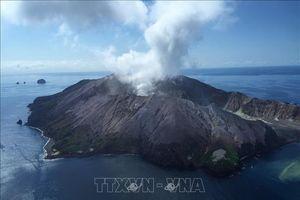 New Zealand tưởng niệm một năm ngày xảy ra thảm kịch núi lửa trên Đảo Trắng