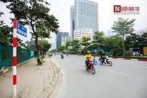 Gần 30 tên đường, phố tại Hà Nội có 'diện mạo' mới