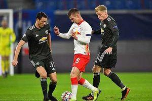 Điểm nhấn RB Leipzig 3-2 M.U: Hàng thủ 'trong mơ' của Quỷ đỏ