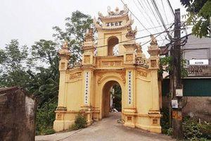 Kiến trúc độc đáo ngôi làng cổ hơn 500 tuổi ở Hà Nội