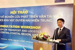 Duyên hải miền Trung có tiềm năng trở thành trung tâm logistics cấp vùng