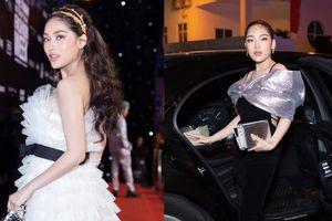 Doanh nhân Huỳnh Thị Ngọc Bích chiếm trọn spotlight tại thảm đỏ sự kiện thời trang đình đám