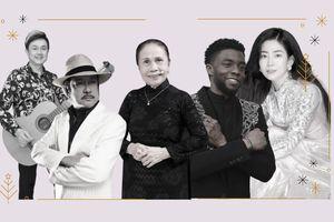 Những nghệ sĩ ra đi trong năm 2020: Ngôi sao sẽ còn sáng mãi