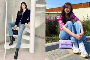 Nhiều nhặn gì đâu, sao Hàn cứ diện quanh 3 mẫu giày này là sành điệu trọn mùa
