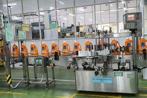 Trên 85% công đoạn sản xuất của Lixco đã được tự động hóa