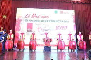 Festival sinh viên kiến trúc toàn quốc lần thứ 12 chính thức khai mạc tại Đà Nẵng