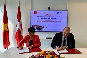 Đan Mạch hỗ trợ Việt Nam tăng cường giáo dục về liêm chính cho thanh niên