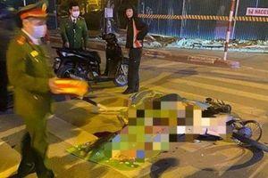 Đi xe máy đâm vào dải phân cách, hai thanh niên tử vong