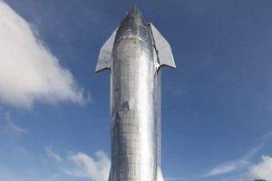 Tàu vũ trụ Starship của SpaceX rơi và phát nổ